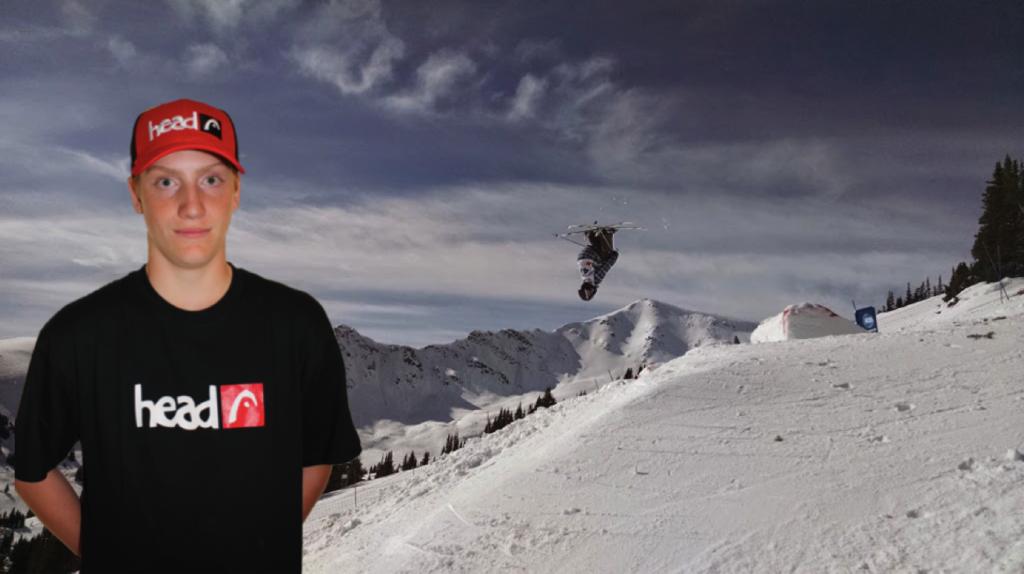 Freestyle Skier Ben Bessel